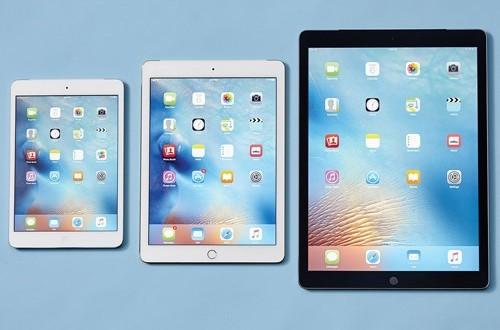 Chọn mua iPadtheo nhu cầu