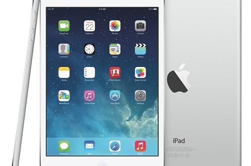 Những thủ thuật giúp bạn làm chủ iPad Air