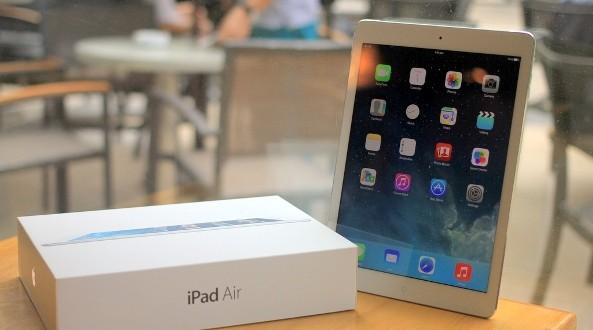 Cuối năm nên mua iPad Air hay iPad Air 2?